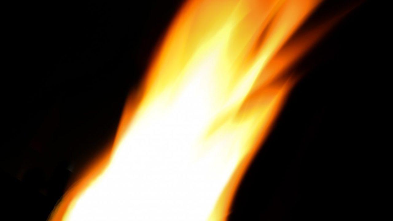 火の玉 目撃すると